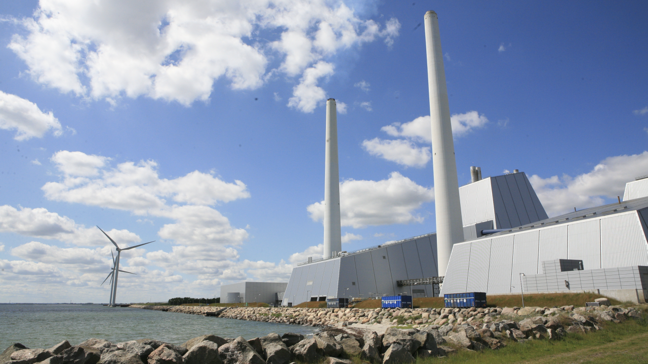 Avedøre Power  Plant