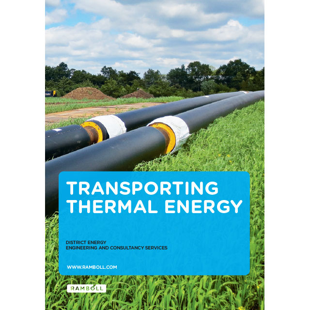Transporting Thermal Energy front page