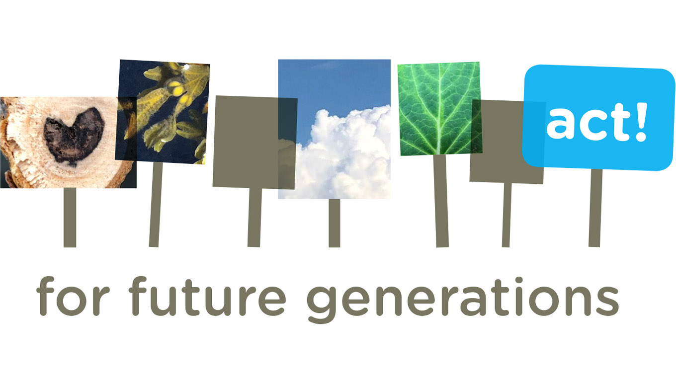 Act for future generations